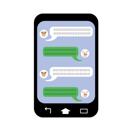 LINEでメッセージの予約送信は出来ない?方法は1つ! LINEでメッセージの予約送信は出来ない?方法は1つ!